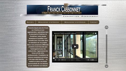référencement nice - Franck Cassonnet